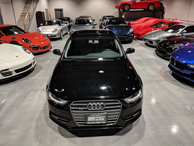 2013 Audi A4 Premium Plus  Lake Forest IL  Executive Motor Carz  in Lake Forest, IL