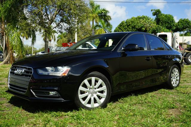 2013 Audi A4 Premium in Lighthouse Point FL