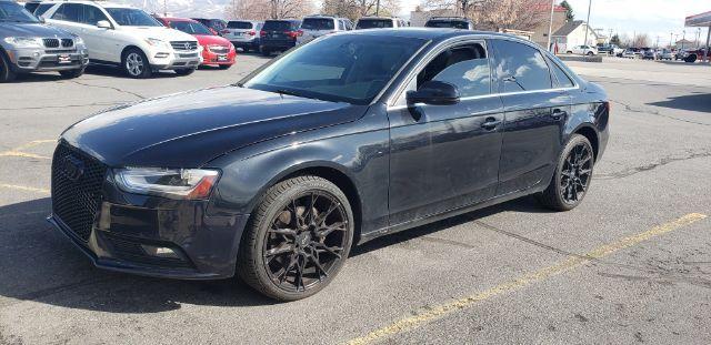 2013 Audi A4 Premium LINDON, UT