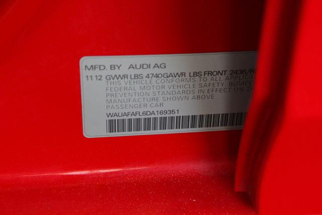 2013 Audi A4 Premium - SUNROOF - LIGHTING PKG - UPGRADED WHEELS Mooresville , NC 46