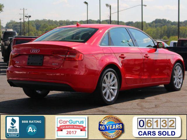 2013 Audi A4 Premium - SUNROOF - LIGHTING PKG - UPGRADED WHEELS Mooresville , NC 2