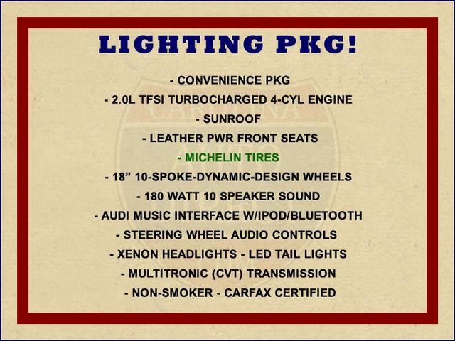 2013 Audi A4 Premium - SUNROOF - LIGHTING PKG - UPGRADED WHEELS Mooresville , NC 1