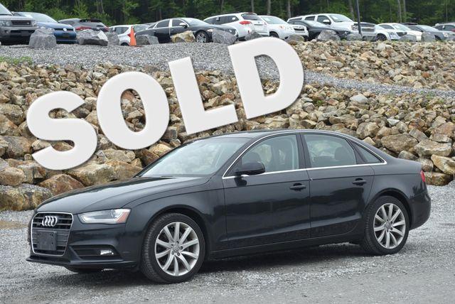 2013 Audi A4 Premium Plus Naugatuck, Connecticut