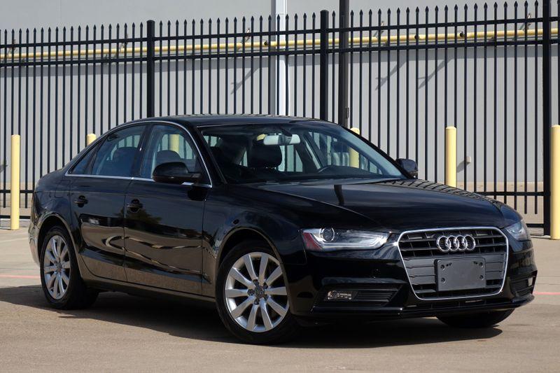 2013 Audi A4 Premium*Sunroof* EZ Finance** | Plano, TX | Carrick's Autos in Plano TX