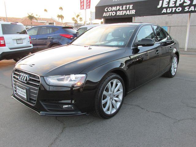 2013 Audi A4 Quattro Premium Plus | Costa Mesa California