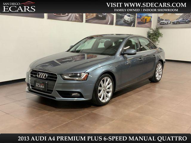2013 Audi A4 Premium Plus in San Diego, CA 92126