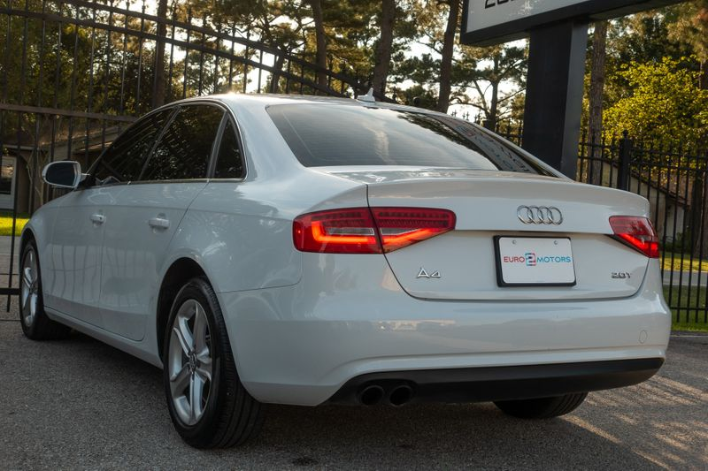 2013 Audi A4 Premium   Texas  EURO 2 MOTORS  in , Texas