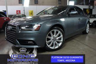 2013 Audi A4 Premium Plus | Tempe, AZ | ICONIC MOTORCARS, Inc. in Tempe AZ