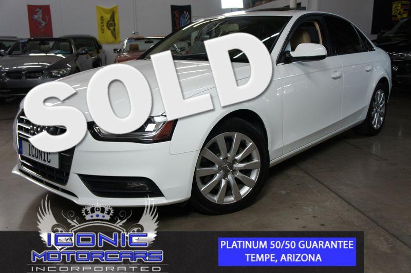 2013 Audi A4 Premium | Tempe, AZ | ICONIC MOTORCARS, Inc. in Tempe AZ