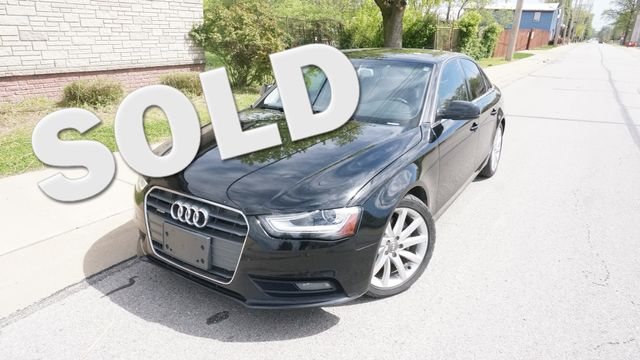 2013 Audi A4 Premium Plus Valley Park, Missouri