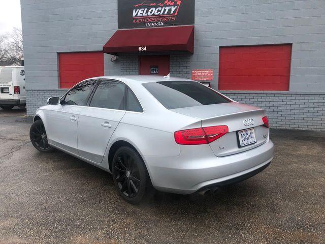2013 Audi A4 Premium Plus Valley Park, Missouri 4