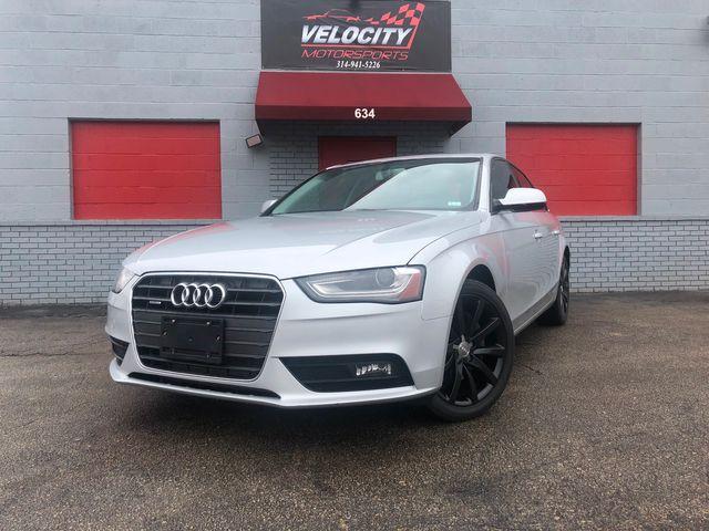 2013 Audi A4 Premium Plus Valley Park, Missouri 0
