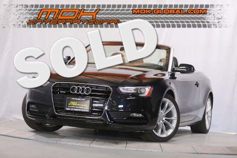 2013 Audi A5 Cabriolet Prestige - sport pkg - B/O sound in Los Angeles