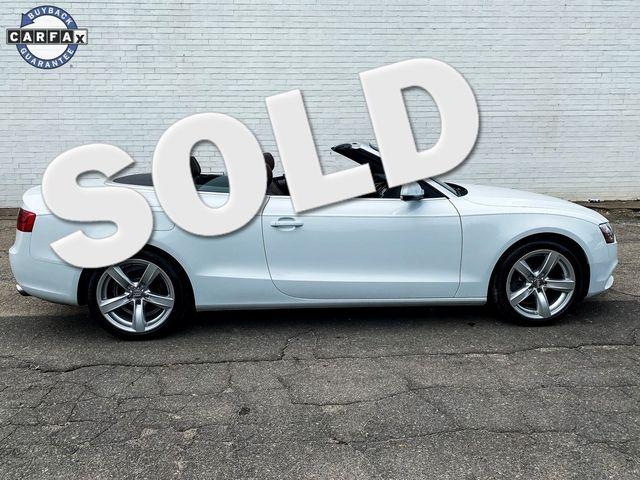 2013 Audi A5 Cabriolet Premium Plus Madison, NC