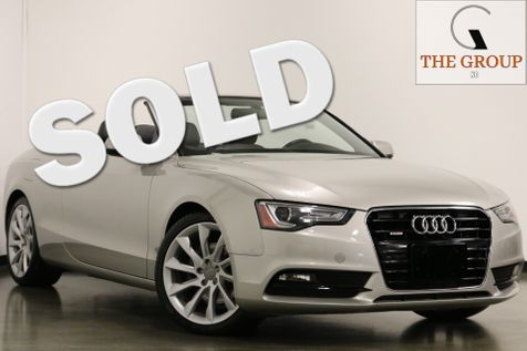2013 Audi A5 Cabriolet Prestige in Mansfield
