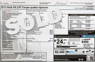 2013 Audi A5 2.0T Quattro Coupe Premium Plus in Alexandria VA