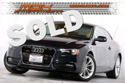 2013 Audi A5 Coupe Premium Plus - Quattro - Navigation - Smart Key in Los Angeles