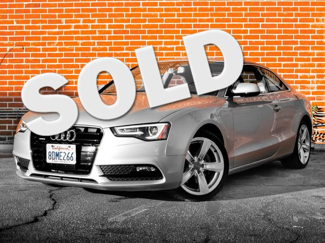 2013 Audi A5 Coupe Premium Plus Burbank, CA