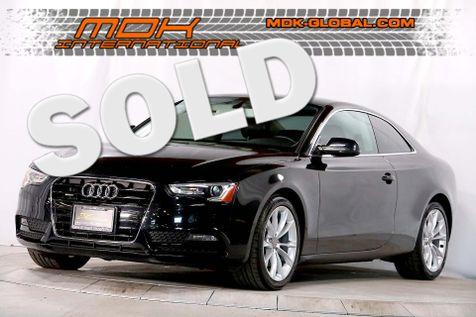 2013 Audi A5 Coupe Premium - MANUAL - Xenon headlights - Quattro in Los Angeles