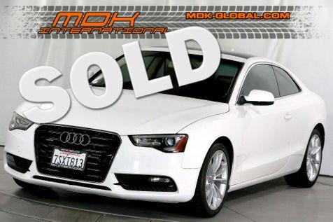 2013 Audi A5 Coupe Premium - Quattro - Bluetooth in Los Angeles