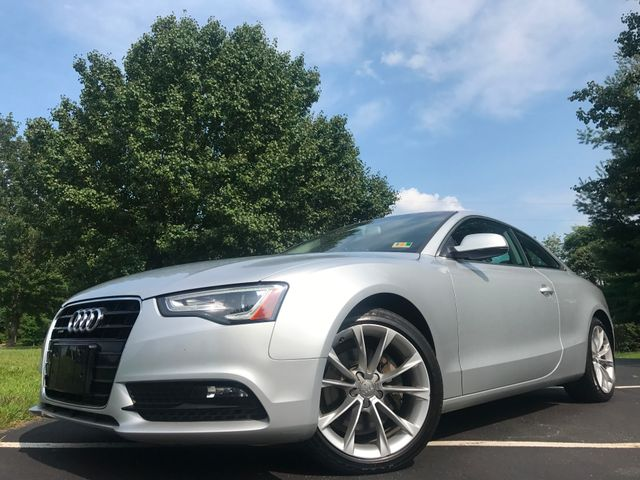 2013 Audi A5 Coupe Premium in Leesburg Virginia, 20175