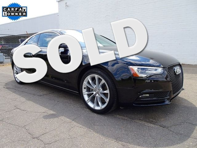 2013 Audi A5 Coupe Premium Madison, NC 0