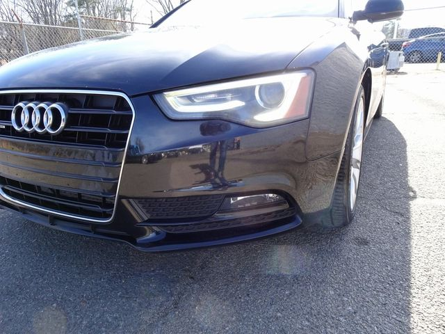 2013 Audi A5 Coupe Premium Plus Madison, NC 9