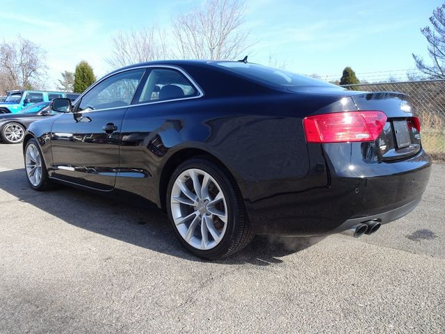 2013 Audi A5 Coupe Premium Plus Madison, NC 3