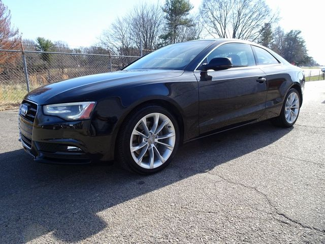 2013 Audi A5 Coupe Premium Plus Madison, NC 5