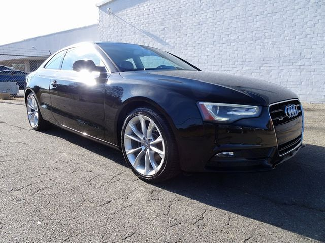 2013 Audi A5 Coupe Premium Plus Madison, NC 7
