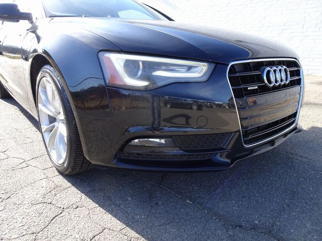 2013 Audi A5 Coupe Premium Plus Madison, NC 8