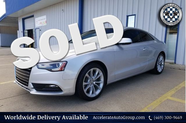 2013 Audi A5 Coupe Premium Plus in Rowlett
