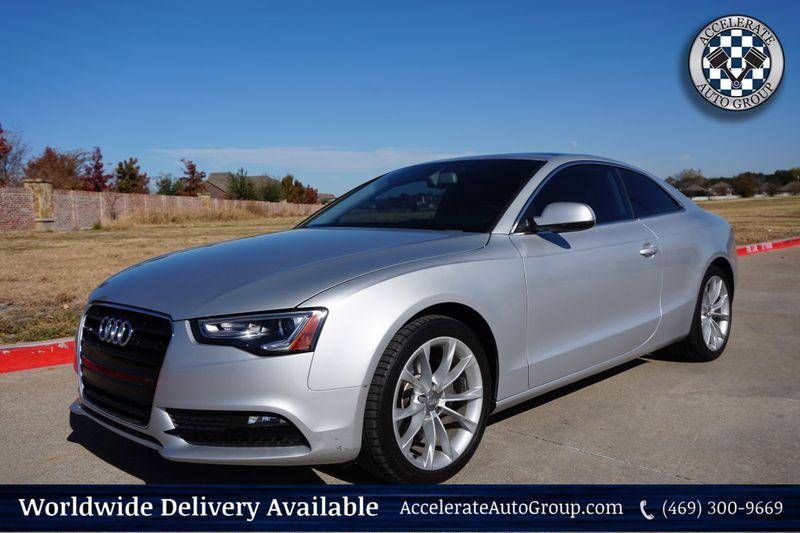 2013 Audi A5 Coupe Premium Plus in Rowlett Texas