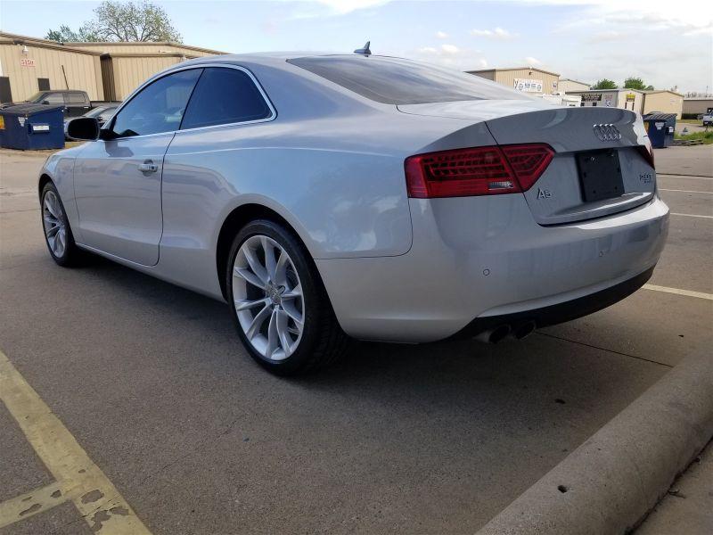 2013 Audi A5 Coupe Premium Plus in Rowlett, Texas