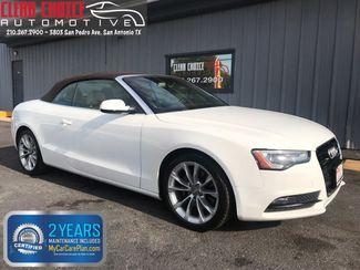 2013 Audi A5 Premium Plus in San Antonio, TX 78212