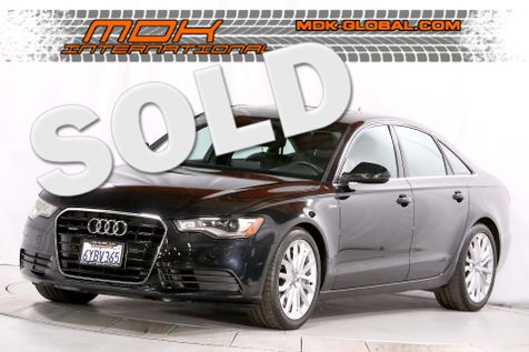 2013 Audi A6 3.0T Premium Plus - Navigation - Back up camera in Los Angeles
