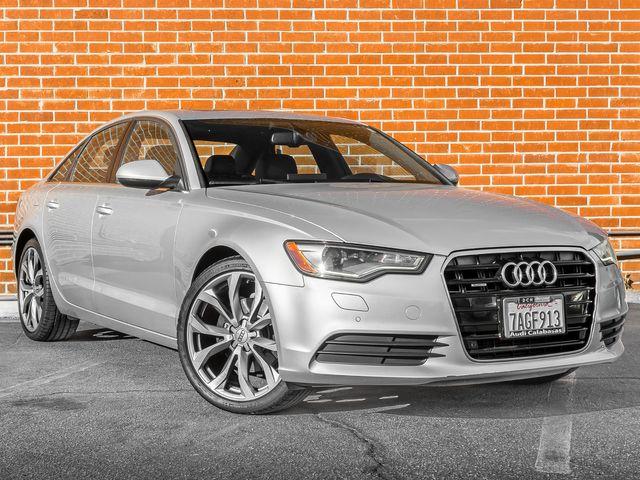 2013 Audi A6 2.0T Premium Plus Burbank, CA 1