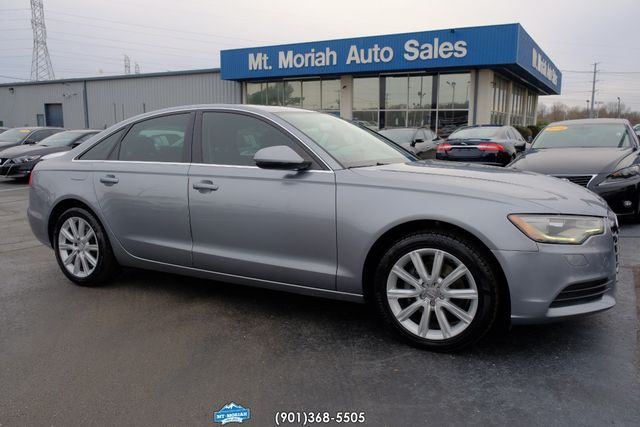 2013 Audi A6 2.0T Premium Plus in Memphis, Tennessee 38115