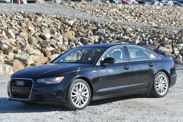 2013 Audi A6 3.0T Premium Plus Naugatuck, Connecticut