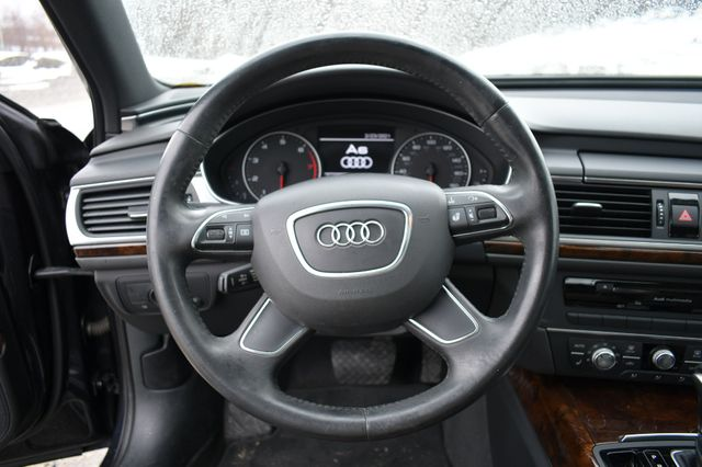 2013 Audi A6 2.0T Premium Naugatuck, Connecticut 23