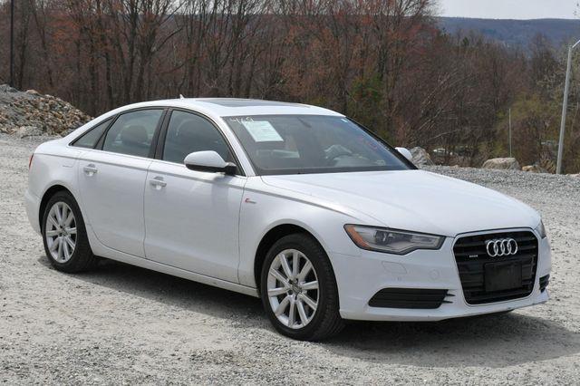 2013 Audi A6 3.0T Premium Plus Naugatuck, Connecticut 8