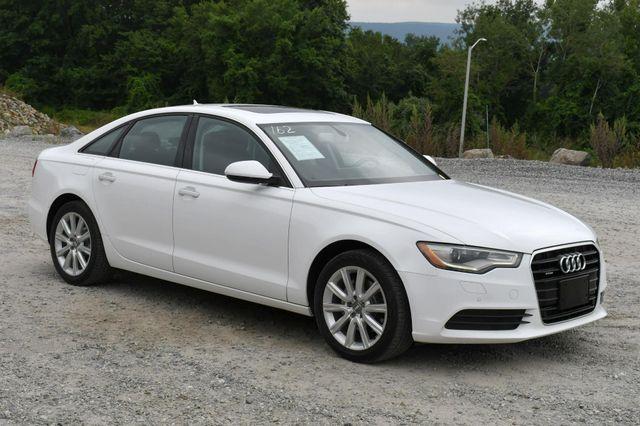 2013 Audi A6 2.0T Premium Plus Naugatuck, Connecticut 8