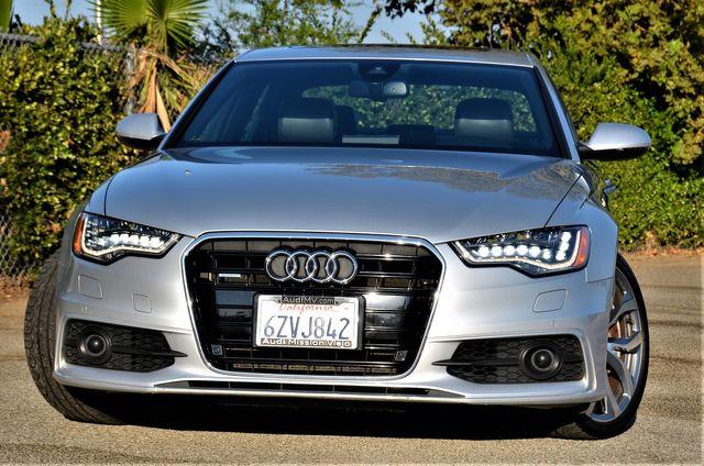 2013 Audi A6 3.0T Prestige in Reseda, CA, CA 91335