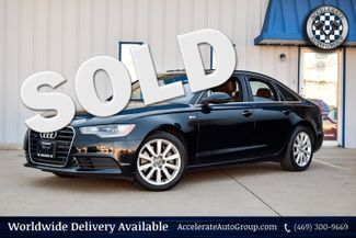 2013 Audi A6 3.0T Premium Plus in Rowlett