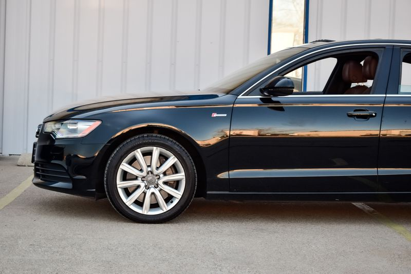 2013 Audi A6 3.0T Premium Plus in Rowlett, Texas