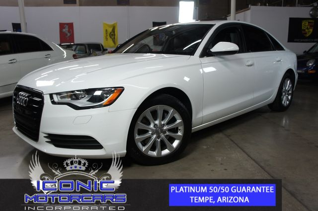 2013 Audi A6 2.0T Premium | Tempe, AZ | ICONIC MOTORCARS, Inc. in Tempe AZ