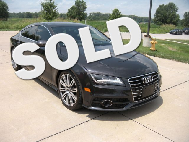 2013 Audi A7 Prestige Chesterfield, Missouri