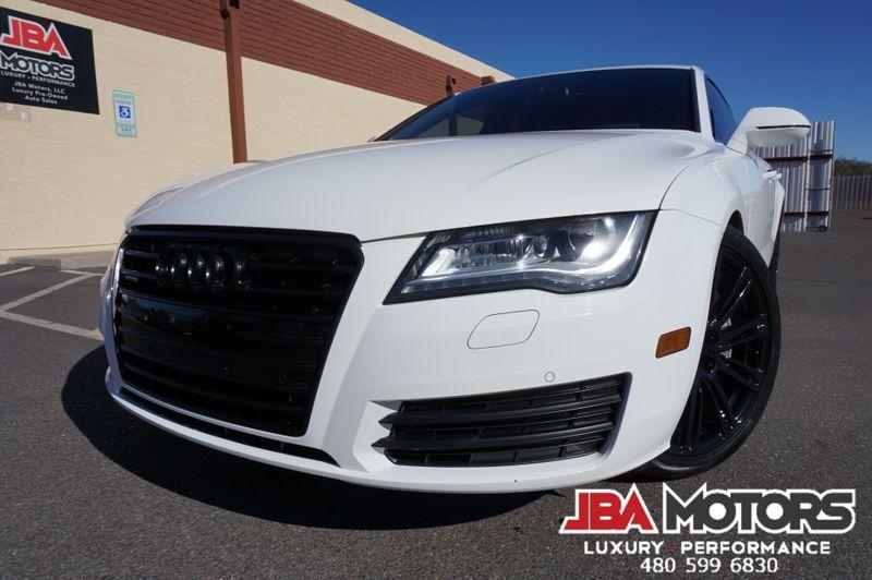 2013 Audi A7 3.0 Premium Plus Quattro AWD   MESA, AZ   JBA MOTORS in MESA AZ