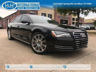 2013 Audi A8 4.0T L in Carrollton, TX 75006