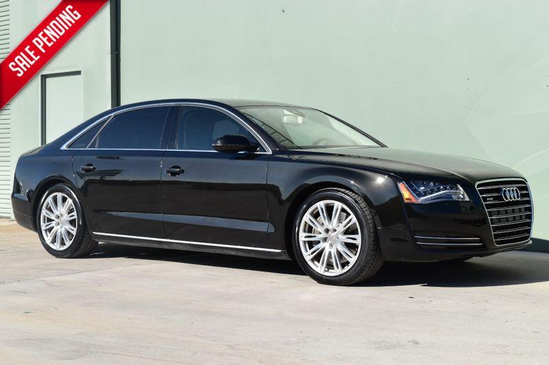 2013 Audi A8 L 4.0L | Arlington, TX | Lone Star Auto Brokers, LLC